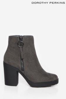 Dorothy Perkins Abby Chunky Ankle Boot