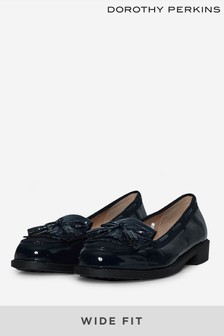 Dorothy Perkins Wide Fit Lexy Loafer