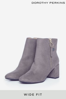 Dorothy Perkins Wide Fit Adaline Boot