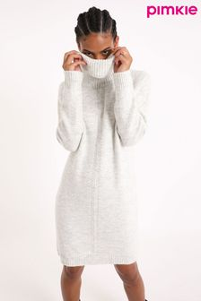 Pimkie Knitted Roll Neck Dress