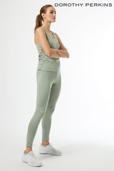 Dorothy Perkins Ruched Side Yoga Vest