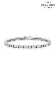 The Diamond Store 0.57ct Set Tennis Bracelet