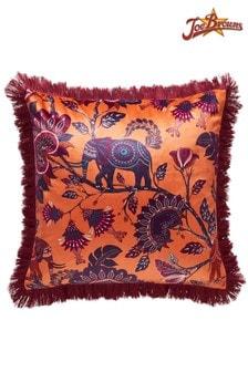 Joe Browns African Elephant Fringe Cushion
