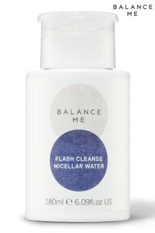 Balance Me Flash Cleanse Micellar Water 180ml