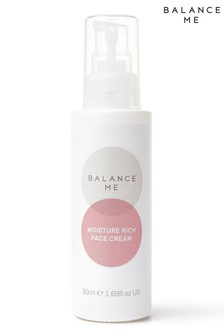Balance Me Moisture Rich Face Cream 50ml