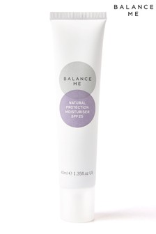 Balance Me Natural Protection Moisturiser SPF25 40ml