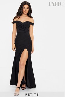 Jarlo Petite Bardot Maxi Dress