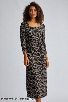 Dorothy Perkins Tall Floral Print Midaxi Dress