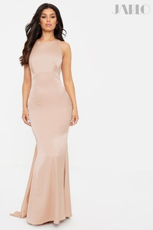 Jarlo Cross Back Maxi Dress