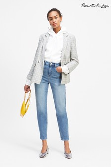Miss Selfridge Capio Mom Jean