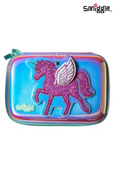 Smiggle Believe Hardtop Pencil Case