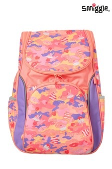 Smiggle Seek Reflective Access Backpack