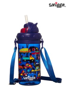 Smiggle Skip Teeny Tiny Strap Drink Bottle