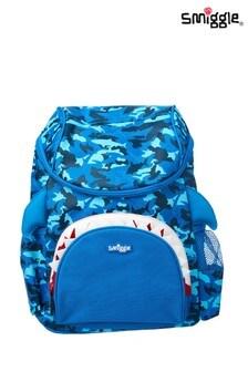 Smiggle Hoodie Character Junior Backpack