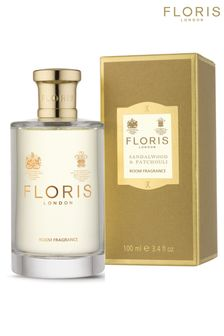Floris Sandalwood and Patchouli Room Fragrance 100ml