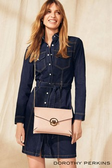 Dorothy Perkins Denim Shirt Dress