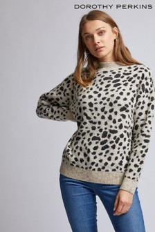Dorothy Perkins Cheetah Jumper