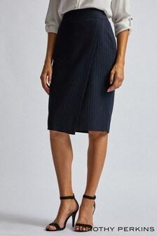 Dorothy Perkins Pinstripe Skirt