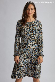 Dorothy Perkins Print Skater Dress