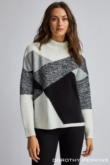 Dorothy Perkins Colour Block Jumper