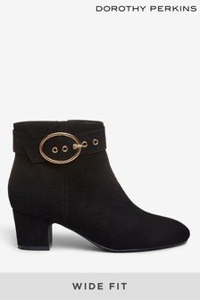 Dorothy Perkins Wide Fit Argo Boots