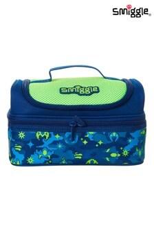 Smiggle Seek Double Decker Lunchbox