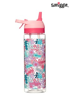 Smiggle Viva Spritz Flip Spout Drink Bottle