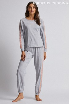 Dorothy Perkins Satin Trim Jogger