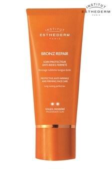 Institut Esthederm Bronz Repair Face Cream Moderate Sun