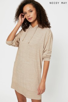Noisy May Lounge Hoodie Dress