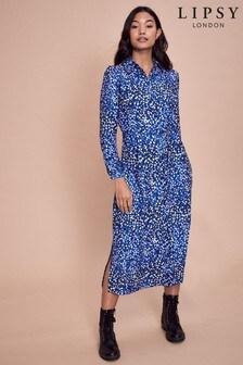 Lipsy Midi Shirt Dress