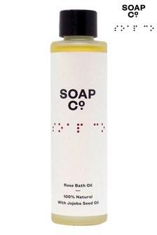 The Soap Co. Rose Bath Oil 100ml