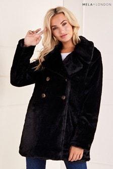 Mela London Fur Jacket