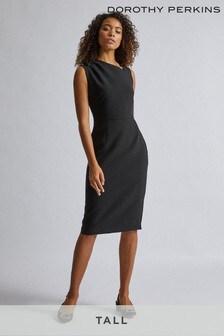 Dorothy Perkins Tall Asymmetric Shift Dress