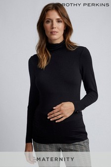 Dorothy Perkins Maternity High Neck Top