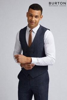 Burton Slim Suit Waistcoat