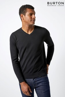Burton V neck Jumper