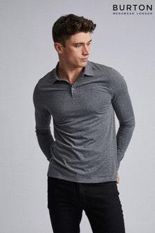 Burton Long Sleeve Polo Shirt