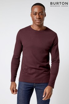 Burton Long Sleeve Ribbed T-shirt