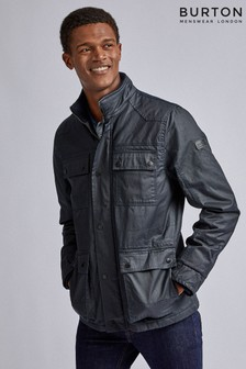 Burton Four Pocket Waxed Jacket