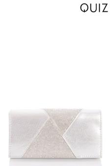 Quiz Diamanté Combo Bag