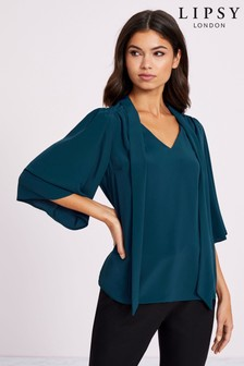 Lipsy Angel Sleeve Top