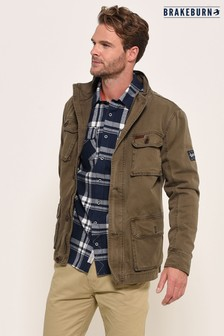 Brakeburn Washed Canvas Jacket