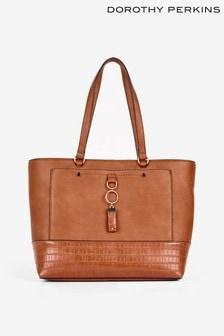 Dorothy Perkins Pocket Front Shopper Bag