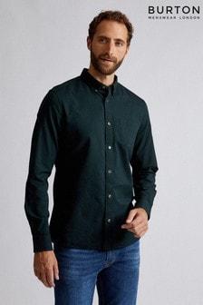 Burton Long Sleeve Oxford Shirt