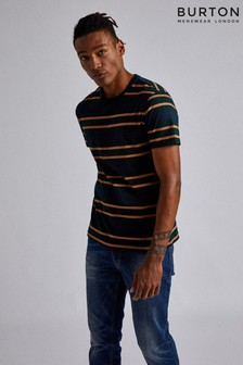 Burton Horizontal Stripe T-Shirt