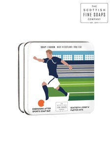 Scottish Fine Soaps Football Soap in a Tin