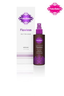 Fake Bake Flawless Self Tan Liquid and Mitt 170ml