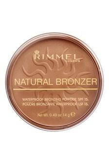 Rimmel London Natural Bronzing Powder