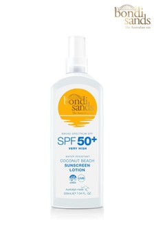 Bondi Sands Sunscreen Lotion SPF 50+ 200ml